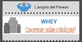 Proteine: Concentrate, Isolate o Idrolizzate? | Approfondimenti