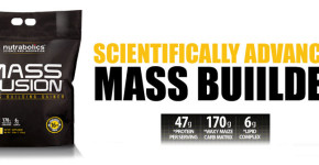 Mass Fusion della Nutrabolics: un ottimo gainer per mettere su massa | Recensione