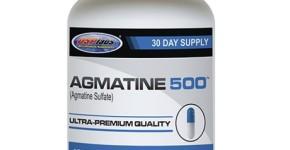Agmatine 500: il nuovo prodotto per il pump della USPLabs