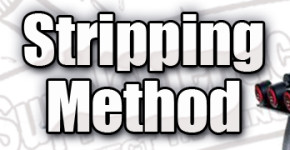 the stripping method